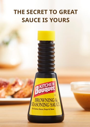 The secret to great sauce is yours