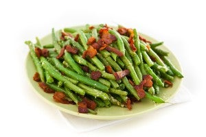 Parmesan Ranch Roasted Green Beans