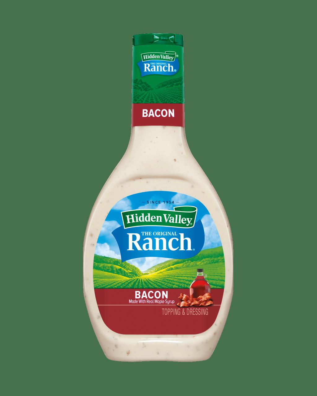 Hidden Valley® Bacon Ranch Topping & Dressing
