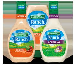 Creamy Flavors