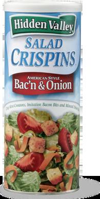 Bac'n & Onion Salad Crispins®