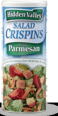 Italian Parmesan Salad Crispins<sup>®</sup>