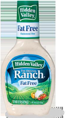 The Original Ranch<sup>&reg;</sup> Fat Free