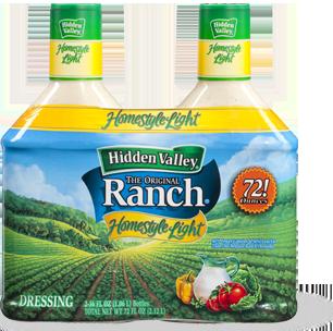 Hidden Valley<sup>&reg;</sup> Original Ranch<sup>&reg;</sup> Homestyle Light