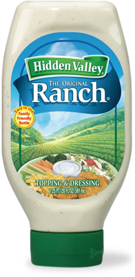 The Original Ranch<sup>&reg;</sup> Easy Squeeze Bottle
