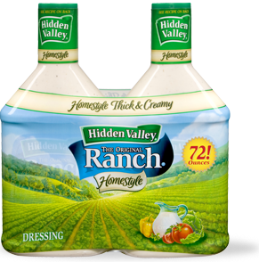 Hidden Valley<sup>&reg;</sup> Original Ranch<sup>&reg;</sup> Homestyle