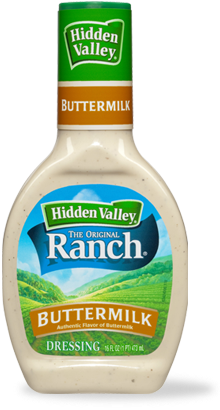 Hidden Valley<sup>&reg;</sup> Old-Fashioned Buttermilk Ranch