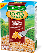 Hidden Valley<sup>&reg;</sup> Bacon &amp; Cheddar Pasta Salad