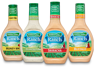 Ranch Flavors