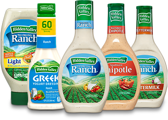 Bottled Dressings