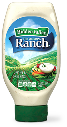 The Original Ranch® Easy Squeeze Bottle