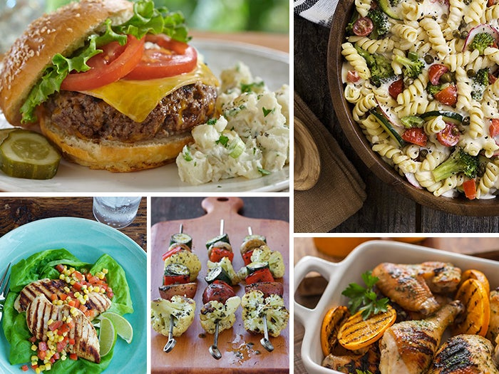 5 Recipes to Kick Off Summer Grilling