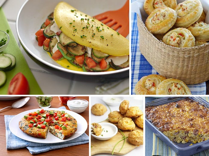 5 Recipes to Celebrate the Moms in Your Life