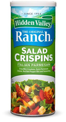 Italian Parmesan Salad Crispins®