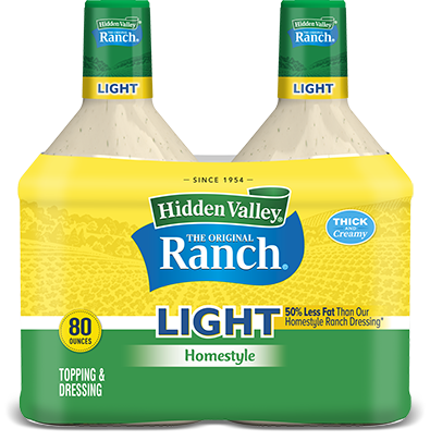 Hidden Valley® Original Ranch® Homestyle Light