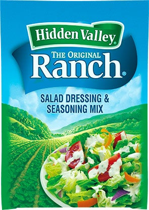 Hidden Valley® Original Ranch® Seasoning, Salad Dressing & Recipe Mix Packet
