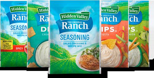 Seasoning Mix Packets