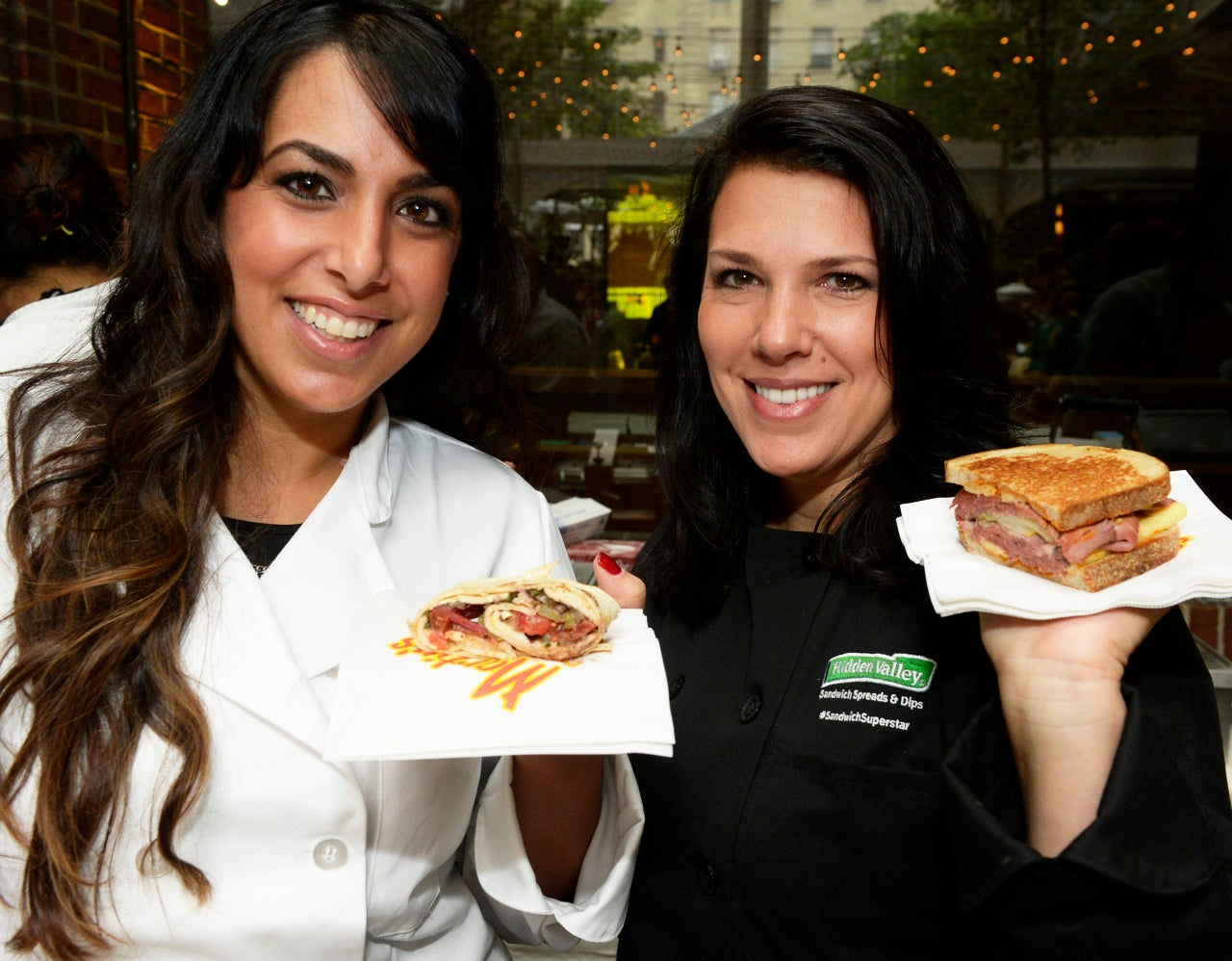 "Meet Hidden Valley's Sandwich Superstar Finalists: Lorin Cook and Denise ""DedeMed"" Hazime"