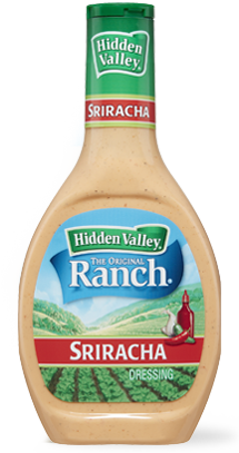 Hidden Valley® Sriracha Ranch®