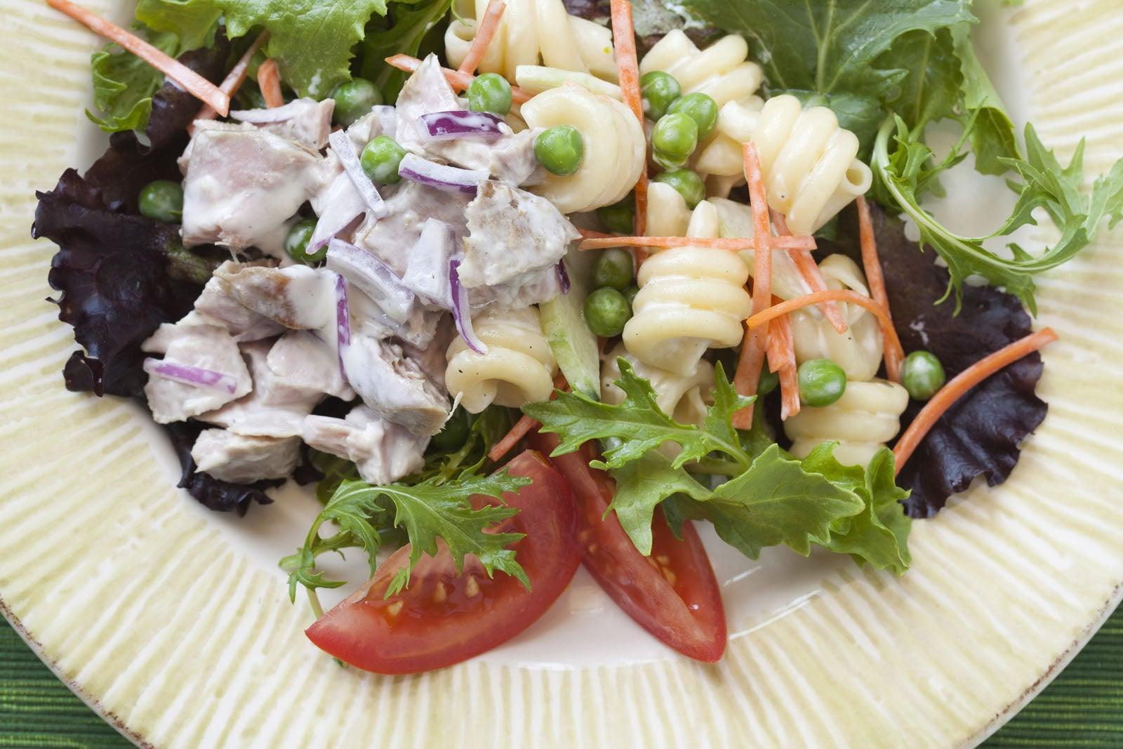 Tuna Pasta Salad | Hidden Valley®