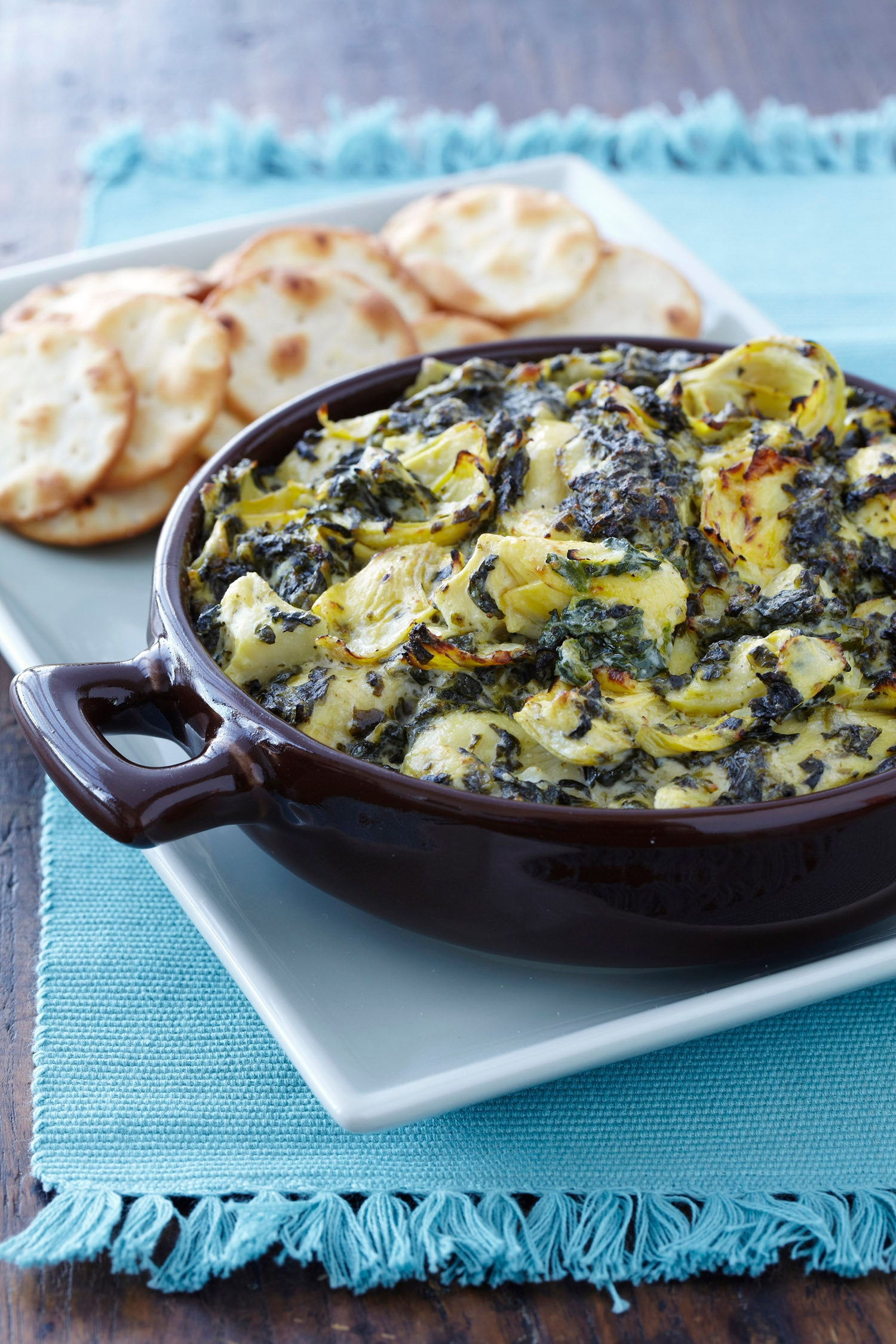 Perfect Spinach Artichoke Dip Recipe Hidden Valley 174 Ranch