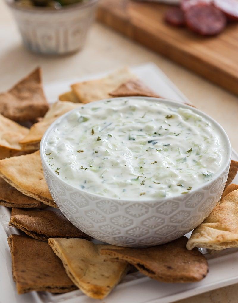 Spicy Greek Feta Dip Recipe Hidden Valley 174 Ranch
