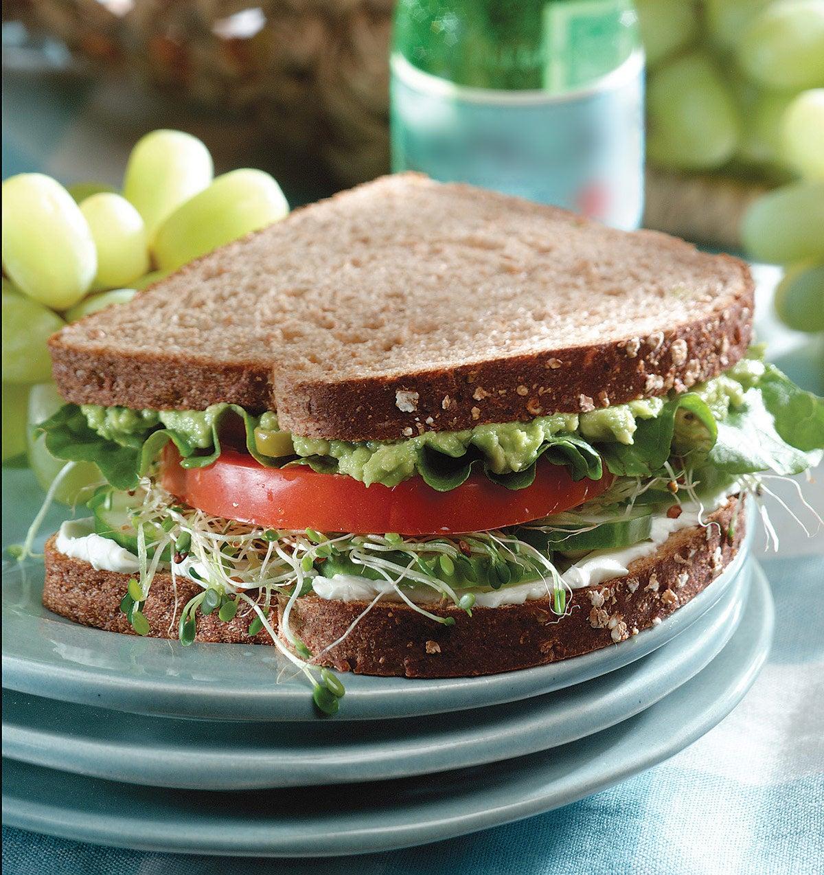 Cucumber Sandwich Recipe Hidden Valley 174 Ranch