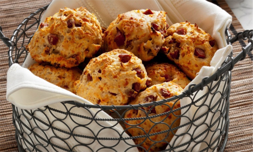 ... smoky bacon biscuit dressing cornbread dressing with smoked bacon and