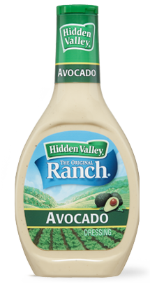 Hidden Valley® Avocado Ranch