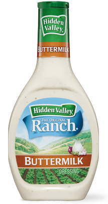 Hidden Valley<sup>®</sup> Old-Fashioned Buttermilk Ranch