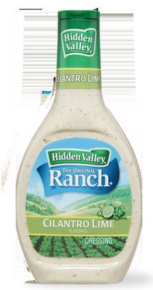 Hidden Valley® Cilantro Lime Ranch®