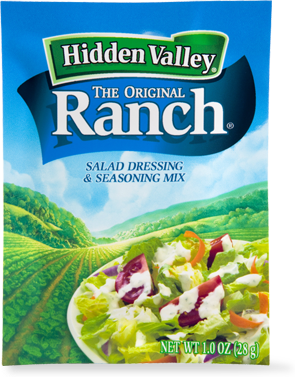 Hidden Valley<sup>&reg;</sup> Original Ranch<sup>&reg;</sup> Salad Dressing &amp; Seasoning Mix