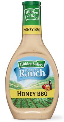 Hidden Valley<sup>&reg;</sup> Honey BBQ Ranch<sup>&reg;</sup>