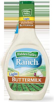 Hidden Valley® Buttermilk Ranch Light
