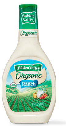 Hidden Valley® Original Ranch® Organic
