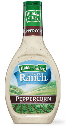 Hidden Valley<sup>®</sup> Cracked Peppercorn Ranch