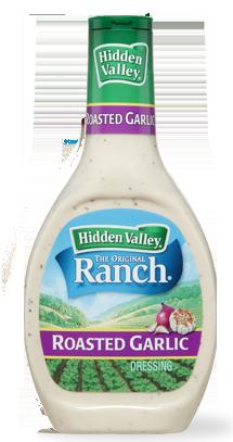 Hidden Valley<sup>&reg;</sup> Roasted Garlic Ranch