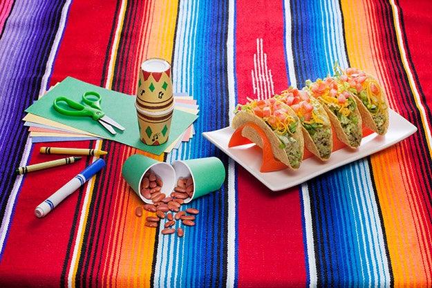 Mexican Fiesta Night