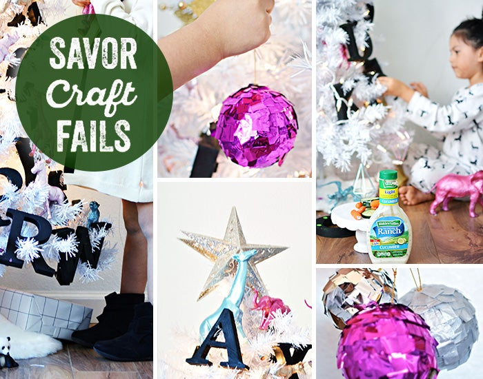 When Holiday Crafts Go Wrong, It's So Right On