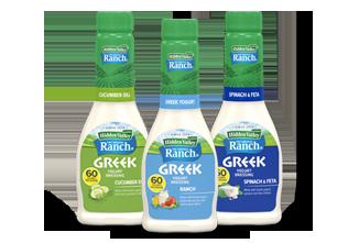 Greek Yogurt Dressing