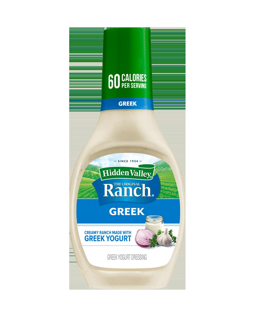 Hidden Valley® Greek Yogurt Ranch