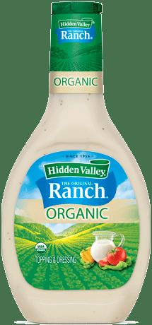 Hidden Valley® Original Ranch® Organic