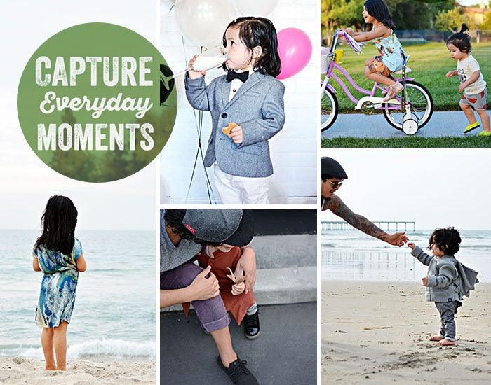 Tips & Tricks for Photographing Everyday Family Moments