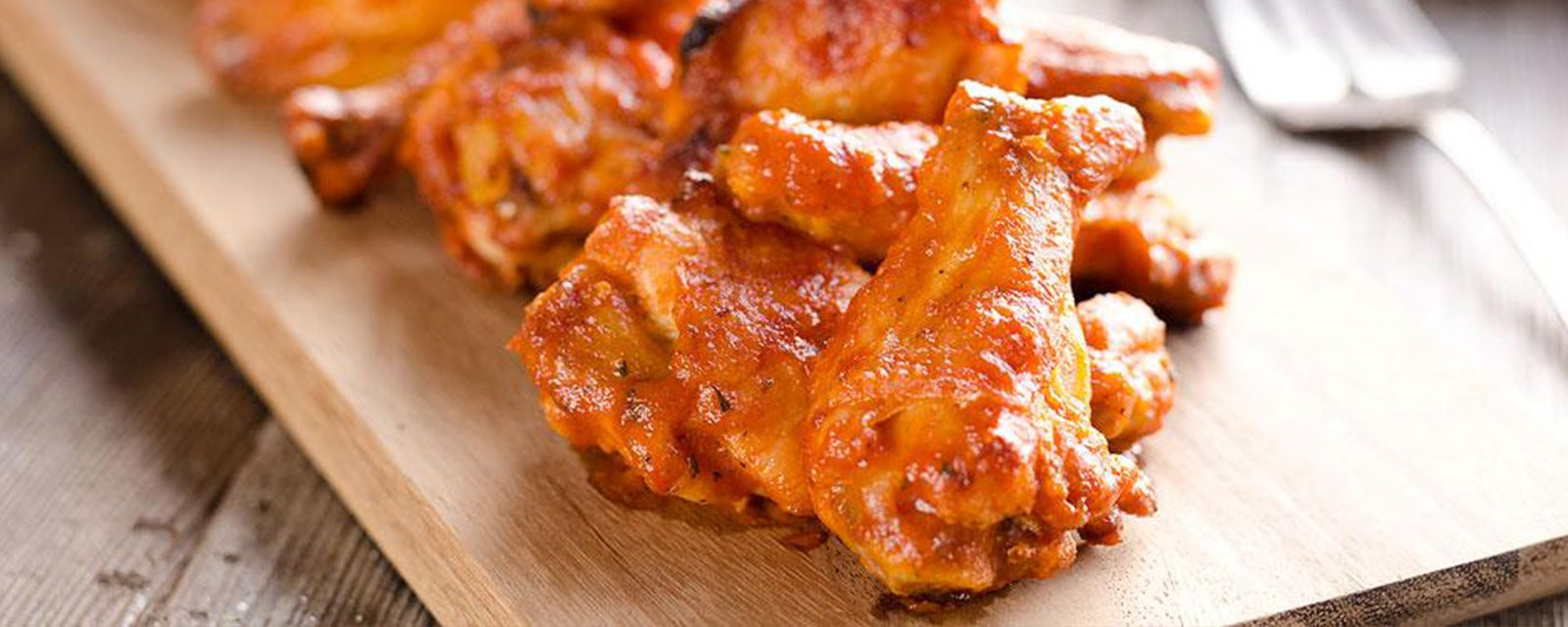 Baked Chipotle Ranch Wings