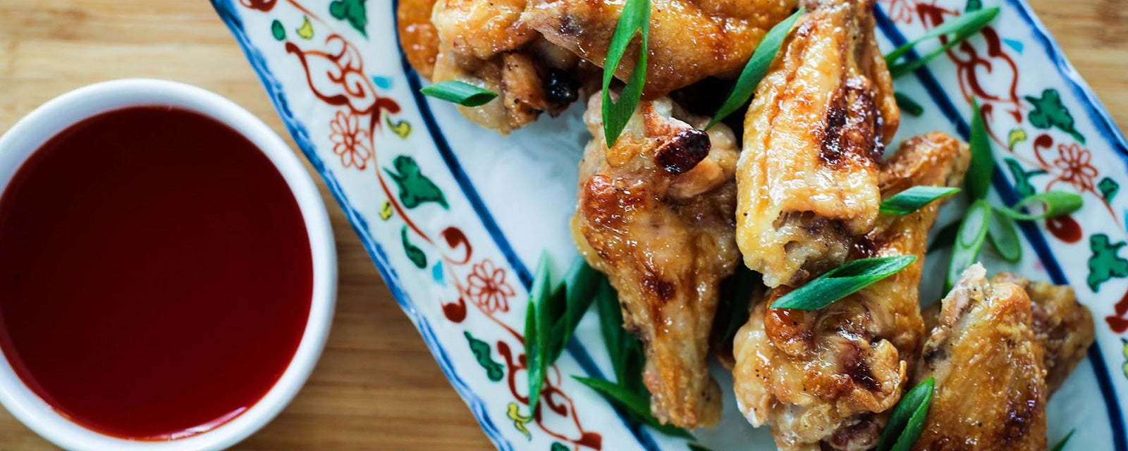 Beer Amp Maple Glazed Ranch Wings Recipe Hidden Valley 174 Ranch