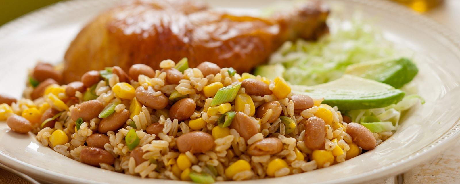 Easy Spanish Rice And Beans Recipe Hidden Valley Ranch