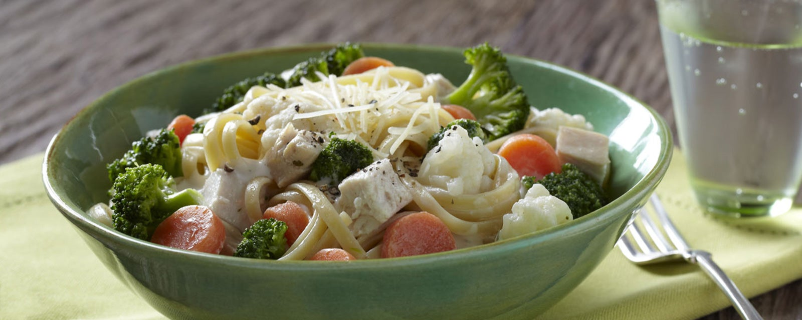California Ranch Linguine with Chicken
