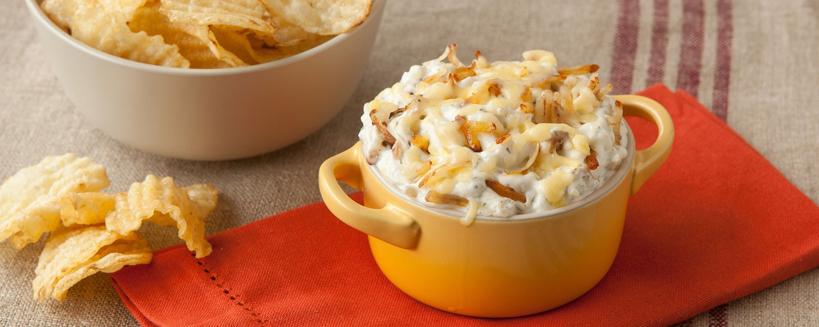 Ranch Smothered Hash Brown Dip
