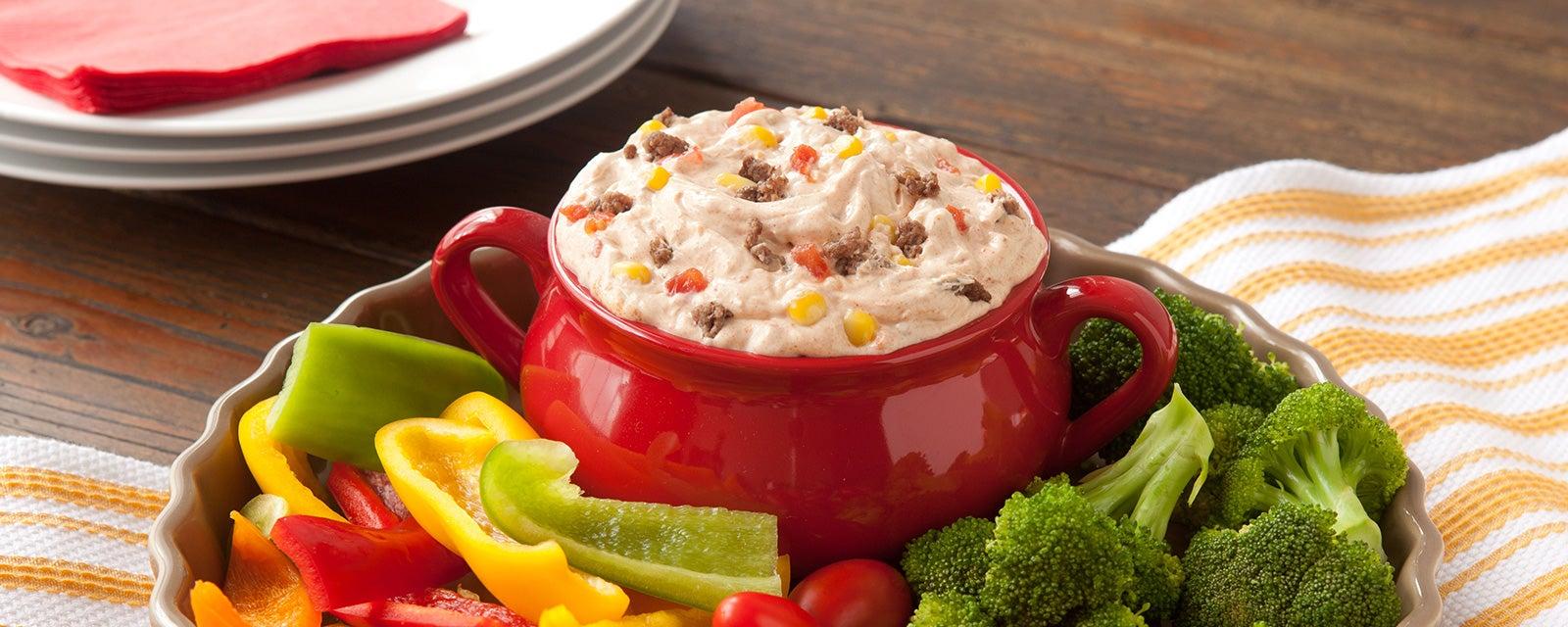 Creamy Goulash Dip