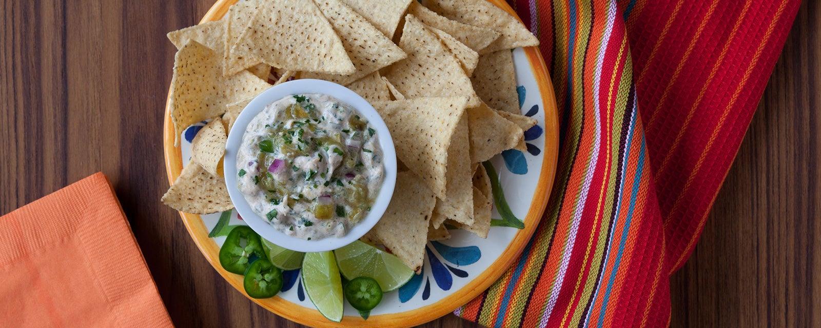 Creamy Ranch Salsa Verde